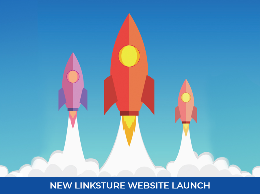 New LinkSture website launch