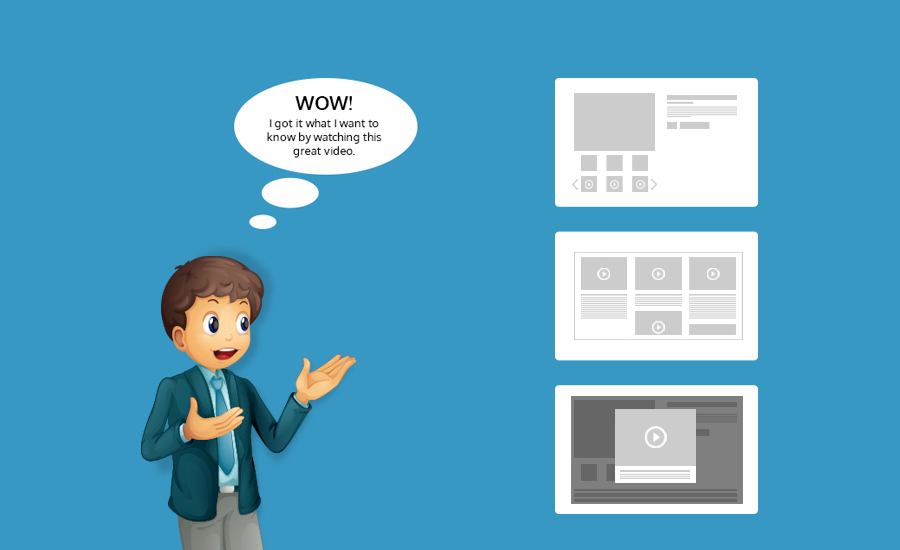 Product Videos can increase conversion rates for online retailers