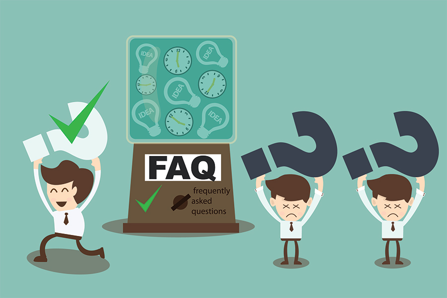 Benefits of Having a Dedicated FAQ's Page