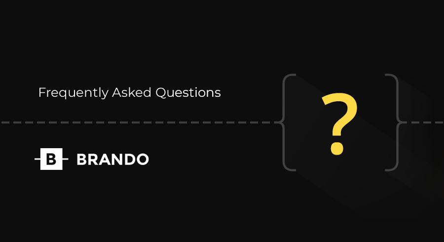 Brando html template