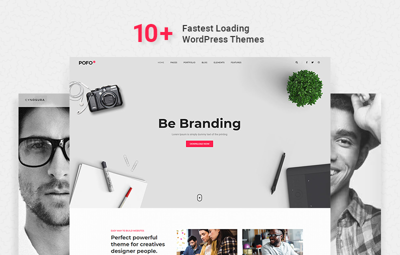 10+ fastest loading WordPress themes that speed up your business in 2021