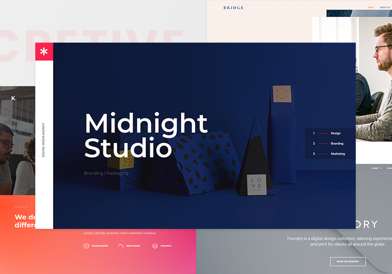 12 Most Perfect Creative Digital Agency WordPress Themes For Your Digital Business In 2021