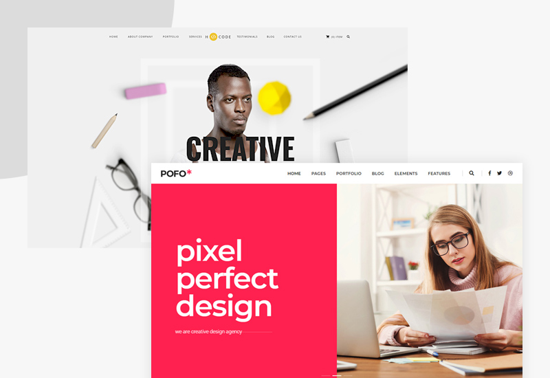 14 Most Clean & Beautiful WordPress Themes for All Kind of Business Websites