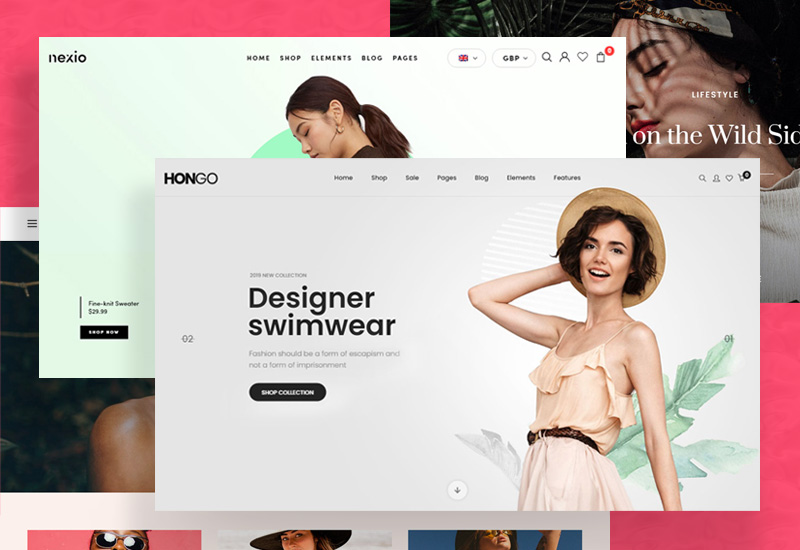 15 Best Fashion WordPress Themes for eCommerce, Magazine, Blog & Photography Websites 2021
