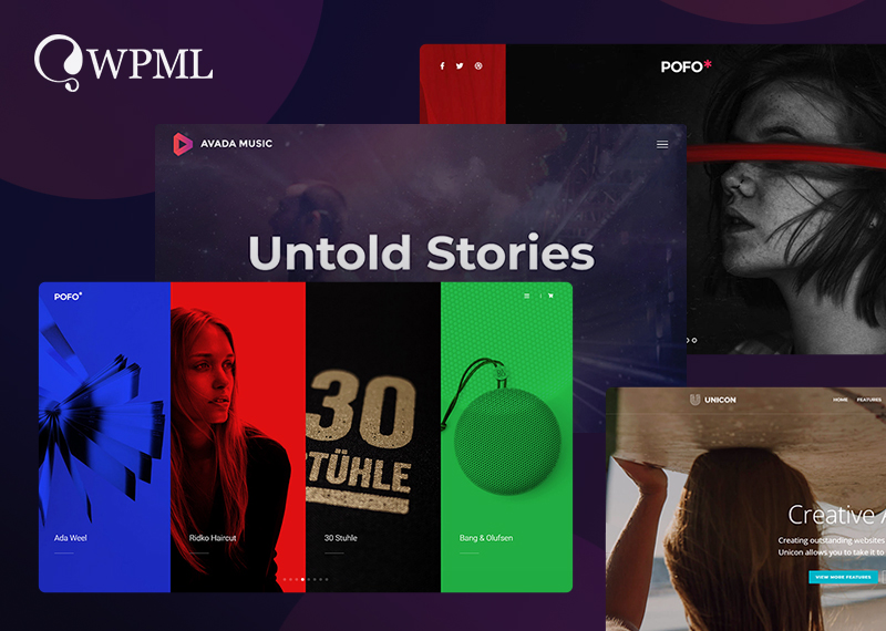 25+ Most versatile WPML compatible WordPress themes for 2021
