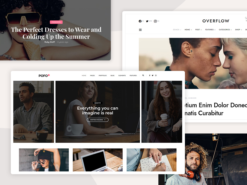 19+ Amazing corporate blog WordPress themes that give a fresh start to your business needs in 2021