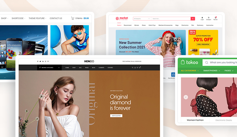 21+ Best Multi-Vendor & Marketplace WordPress WooCommerce Themes to try in 2021